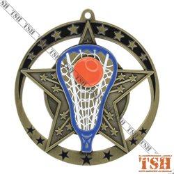 Lacrosse Medal