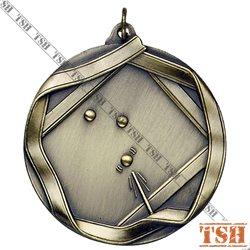 Médaille de billard