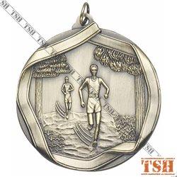 Médaille de cross-country