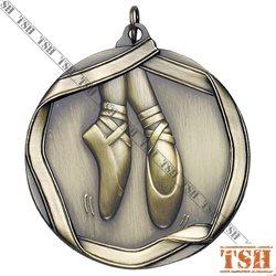 Ballerina Medal