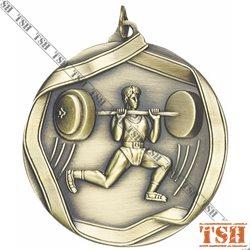 Médaille d'haltérophilie M