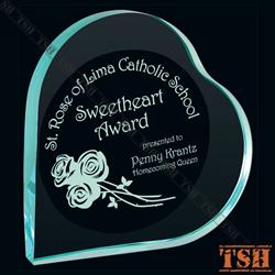 Trophée Heart