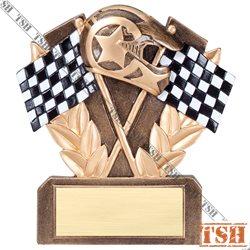 Trophée de course