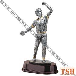 Cricket Bowler Trophy