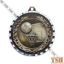 Médaille de basketball