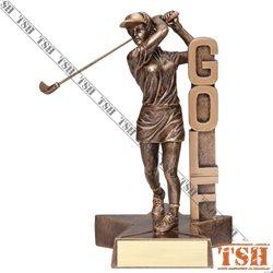 Trophée de golf F