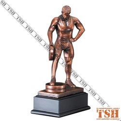 Trophée d'haltérophilie M
