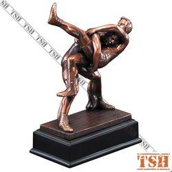 Wrestling Trophy