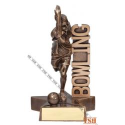 Bowling Trophy F