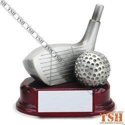 Golf Driver Trophy
