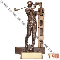 Golf Trophy M