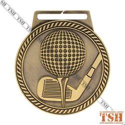 Médaille de golf