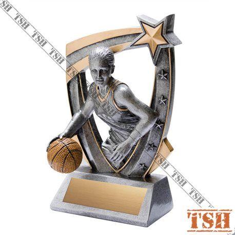 Trophée de basketball F