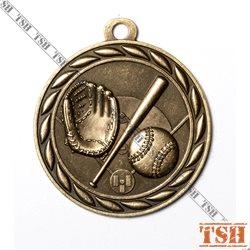 Médaille de basesball