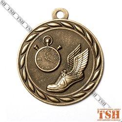 Médaille de course à pied