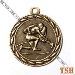Médaille de lutte